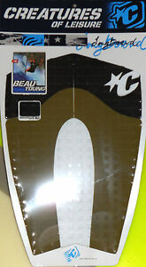 Beau Young Designed Creatures of Leisure Longboard Traction Pad Deck Grip