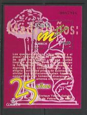 ESPAÑA. Año: 2007. Tema: 25º ANIV. DE LA MOVIDA MADRILEÑA.