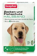 Beaphar 13791 Zecken- und Flohschutz Halsband 65cm Hund