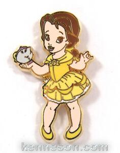 Disney Pin Toddler Princess Belle