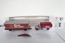 Märklin HO/AC 48112 Museumswagen 2012 Mink Bürsten (AB/86-10R8/6)
