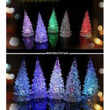 Light Crystal Tree Party LED Children Christmas Tree Christmas Light Tree Lamp