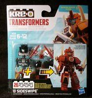Kre-O Transformers Custom Kreon Night Strike SIDESWIPE ~ 26 Pieces ~ 2015 Hasbro