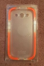 New Tech21 D3O Impact Mesh Protective Case for Samsung Galaxy S3 Clear