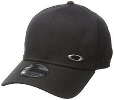 Chapeaux noirs Oakley en polyester pour homme