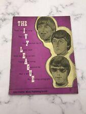 The Ivy League Album Songbook (1965)