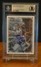 Peter Gammons Auto World Series 2007 UD Masterpiece Beckett Authentic Red Sox