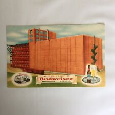 Latest Stock House For Budweiser Ahneuser Busch St. louis Unposted Postcard