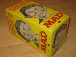 2021 MAD Magazine / Cream Of The Crap    Auction Bidder Number    November 5 & 6