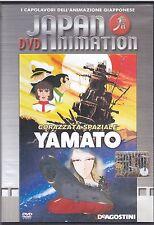 Dvd **CORAZZATA SPAZIALE YAMATO** di Leiji Matsumoto nuovo 1977