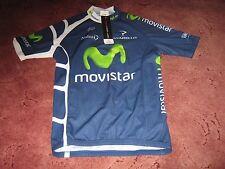 MOVISTAR PINARELLO NALINI Cyclisme Jersey [4] BNWT