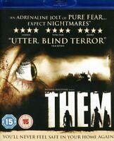 * Blu-Ray Film NEW SEALED * THEM * Horror Movie