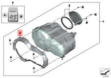 Genuine BMW K50 K51 Headlight Cover OEM 63128526010