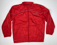 Ohio State Buckeyes Nike Storm-Fit Jacket Size Men's Large Red