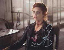 ALAINA HUFFMAN as Abaddon - Supernatural GENUINE AUTOGRAPH UACC (R16277)