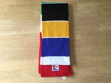 TEAM CANADA Olympic SCARF STRIPED Hudson's Bay COLOURS HBC