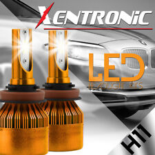XENTRONIC LED HID Headlight Conversion kit H11 6000K for 2005-2013 Volvo VNL
