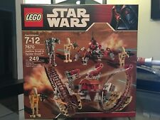 Lego Star Wars: Hailfire Droid & Spider Droid Set #7670 (Unopened Box)