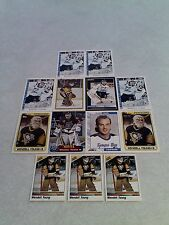 *****Wendell Young*****  Lot of 46 cards.....13 DIFFERENT / Hockey