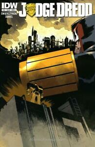 Judge Dredd (4th Series) #12A VF/NM; IDW   save on shipping - details inside