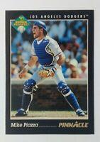1993 93 Pinnacle Rookie Prospect Mike Piazza #252, Los Angeles Dodgers, HOF