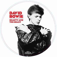 Beauty and the Beast [40th Anniversary] [Single] by David Bowie (Vinyl, Jan-2018, Rhino (Label))