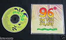 LEE PERRY/JIMMY CLIFF '96 IN THE SHADE' 1989 PROMO CD SAMPLER