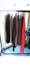 A Job Lot of 6 Ladies Jackets and Coats from 1960s to 1980s
