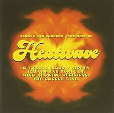 Heatwave Always & Forever Best Of CD NEW Boogie Nights/Mind Blowing Decisions+