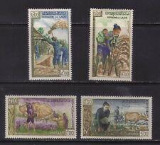 stamps  Laos unused set SC#81-4 mnh,