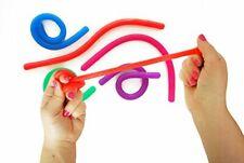 6 PC Stretchy String Fidget Noodle Autism ADHD Sensory Anti Stress Fiddle Toys