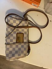 100% Authentic Louis Vuittons Eva Crossbody