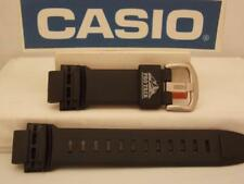 Casio Watch Band PRW-5000 ProTrek Triple Sensor Watchband/Strap Black Resin