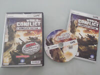 World IN Conflict Complete Edition Set PC Dvd-rom Spanish Ubisoft - Am