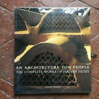 James Steele Anno Architettura For People I Complete Works Of Hassan Fathy T-H