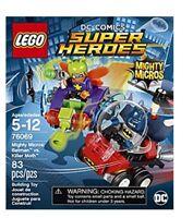LEGO DC Comics Super Heroes Mighty Micros  Batman VS Killer Moth 76069 New