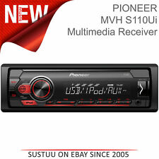 Pioneer Autoradio │ 1-DIN Media Player │ senza Parti Mobili Radio │