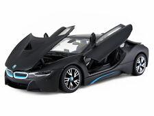 Rastar 1:24 BMW i8 Concept Car diecast model new in box black