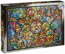 1000 Piece Jigsaw Puzzle Stained Glass Art Disney DS-1000-764 4905823857649