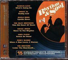 RHYTHM & SOUL - N°4 - MOTOWN - CD COMPILATION NEUF SOUS CELLO