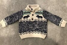 Gymboree Baby Sweater Christmas 6-12 Months Grear Condition 6-12M
