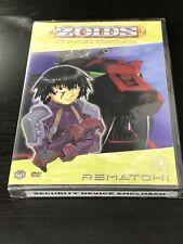 Zoids - Chaotic Century: Vol. 4: Rematch (DVD, 2004, Contains Six Episodes)