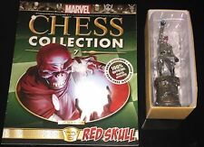 Marvel Chess Collection Red Skull