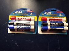 Expo Original Dry Erase Markers Chisel Tip Low Odor Colors 12 Count 2 Six Packs