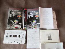Promo! PAUL McCARTNEY All The Best JAPAN CASSETTE w/PIC SLEEVE+INSERT ZP30-5545