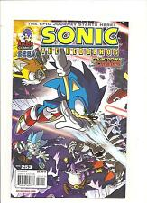 Archie Comics  Sonic The Hedgehog #253  Countdown to Chaos Part 1 New NM/M