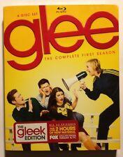 GLEE: Complete First Season/ slipcase - NEW SEALED BLU-RAYS!!