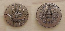 médaille Bateau Marine Navire Port Autonome de Dunkerque ** RARE ** RB BARON