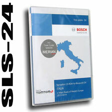 Tele Atlas Navi Navigations CD Italien Blaupunkt TravelPilot DX 2013 2014 TomTom
