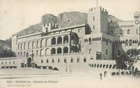 06 - cpa - MONACO - Le palais du Prince
